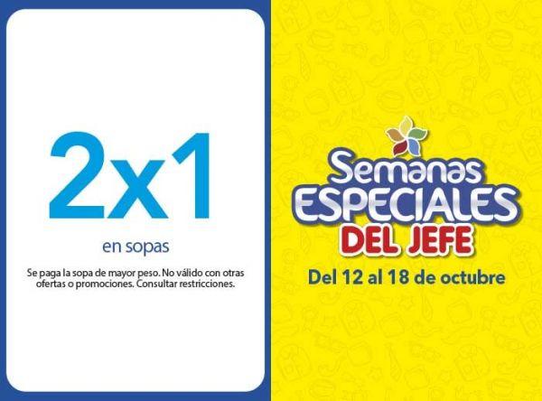 2X1 EN SOPAS - Plaza Norte