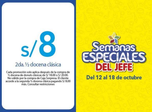 2DA 1/2 DOCENA CLÁSICA A S/8.00 - Plaza Norte