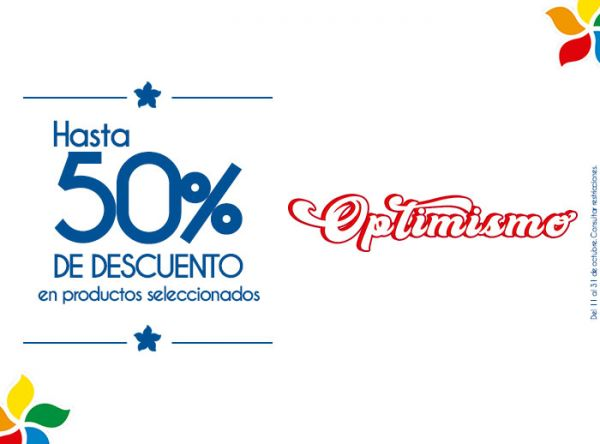 HASTA 50% DSCTO EN PRODUCTOS SELECCIONADOS  The Cult - Mall del Sur