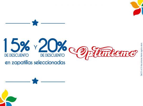 15% Y 20% DSCTO EN ZAPATILLAS SELECCIONADAS  TODODINOS - Mall del Sur