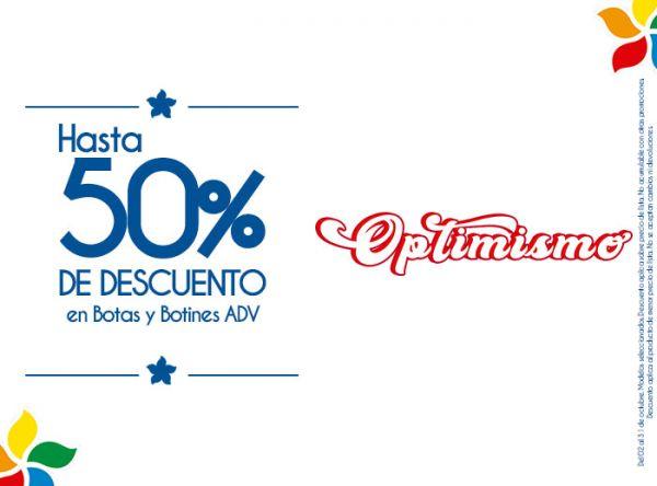 HASTA 50% DSCTO EN BOTAS Y BOTINES ADV Viale - Mall del Sur