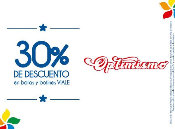 30% DSCTO EN BOTAS Y BOTINES VIALE Viale - Mall del Sur