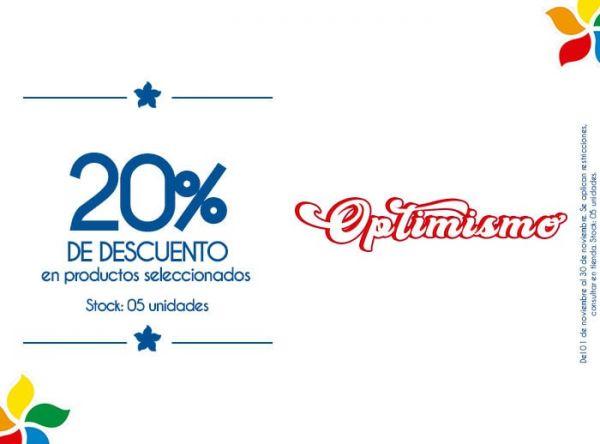 20% DSCTO EN PRODUCTOS SELECCIONADOS. STOCK: 5 UNIDADES - Plaza Norte