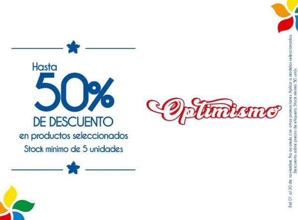 HASTA 50% DSCTO EN PRODUCTOS SELECCIONADOS. STOCK MÍNIMO: 5 UNIDADES - Plaza Norte