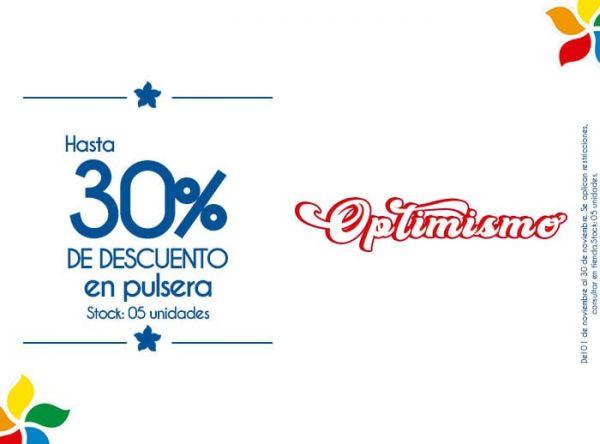 HASTA 30% DE DSCTO EN PULSERA. STOCK: 05 UNIDADES - Plaza Norte