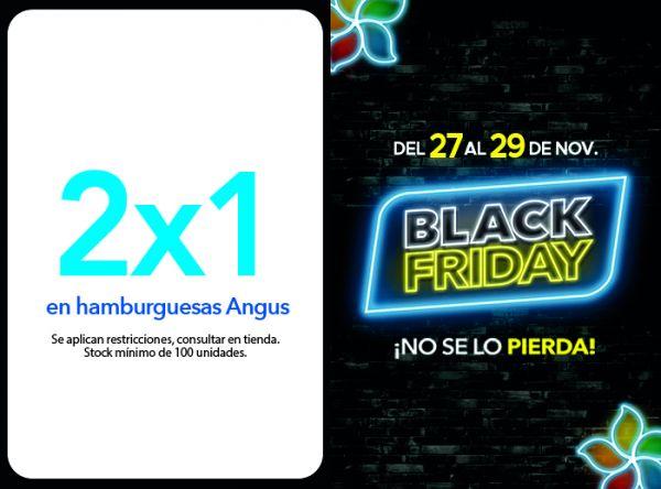 2X1 EN HAMBURGUESAS ANGUS - Plaza Norte