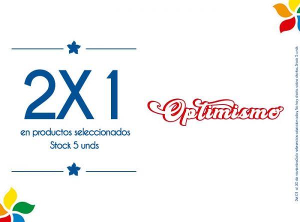 2X1 EN PRODUCTOS SELECCIONADOS  STOCK: 5 UNIDADES - Plaza Norte