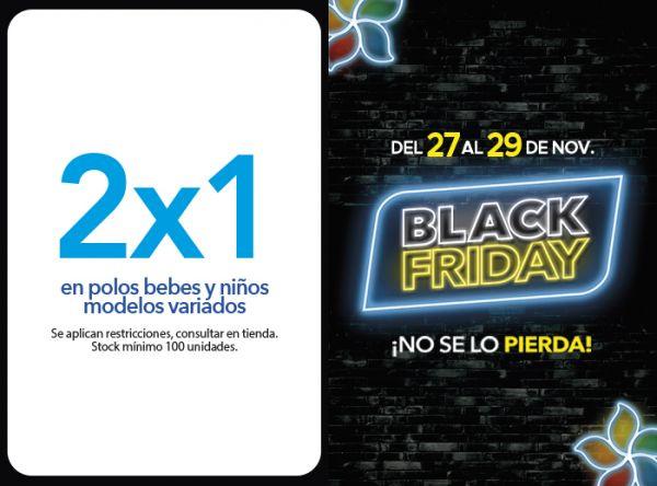 3X2 EN POLOS BEBES Y NIÑOS MODELOS VARIADOS - Plaza Norte