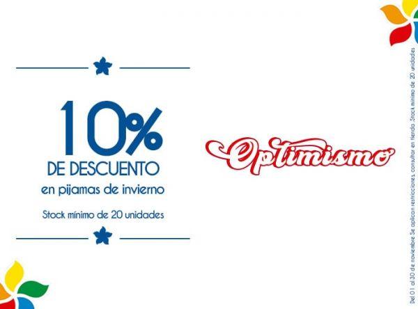 10% DSCTO EN PIJAMAS DE INVIERNO. STOCK MÍNIMO: 20 UNIDADES - Plaza Norte