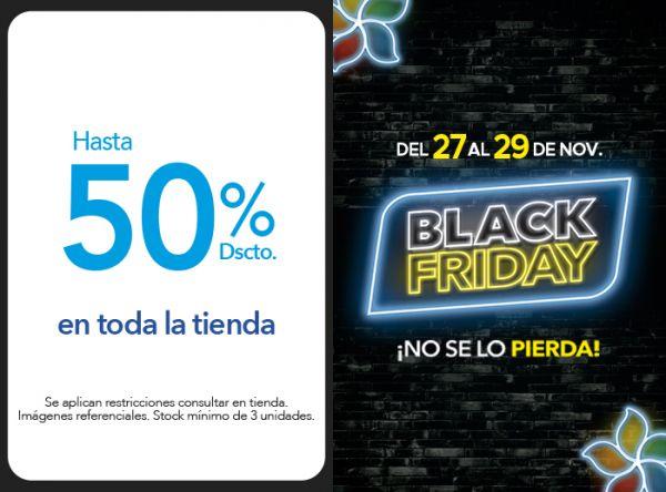 HASTA 50% DSCTO. EN TODA LA TIENDA - Plaza Norte