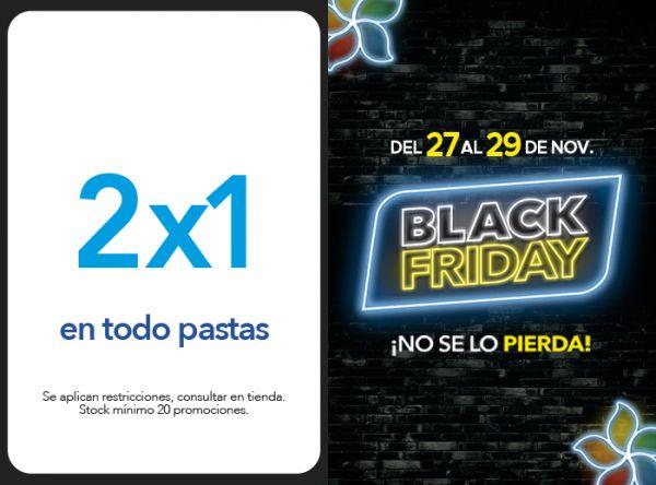 2X1 EN TODO PASTAS - Plaza Norte