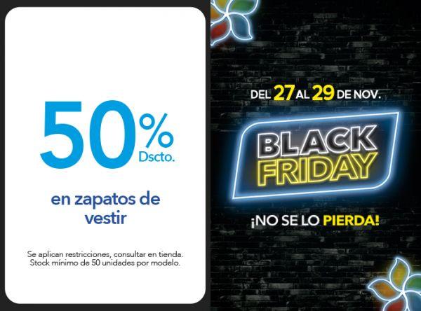50% DSCTO. EN ZAPATOS DE VESTIR - Plaza Norte
