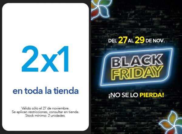 2X1 EN TODA LA TIENDA - Plaza Norte