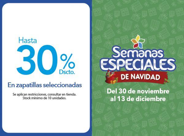 HASTA 30% DSCTO. EN ZAPATILLAS SELECCIONADAS - Plaza Norte