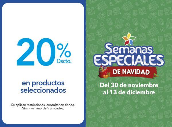 20% DSCTO. EN PRODUCTOS SELECCIONADOS - Azaleia - Mall del Sur