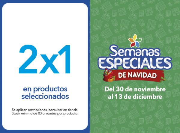 2X1 EN PRODUCTOS SELECCIONADOS - The Cult - Mall del Sur