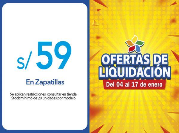 ZAPATILLAS A S/59.00 MABRUK  - Mall del Sur