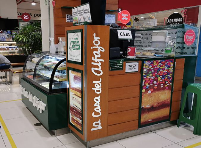 LA CASA DEL ALFAJOR - Mall del Sur