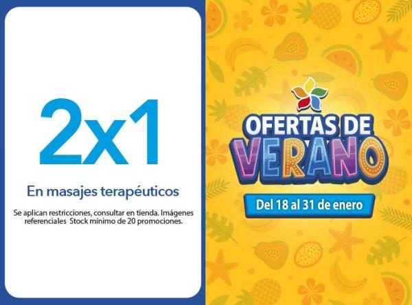 2x1 en masajes terapéuticos STAR RELAX - Mall del Sur