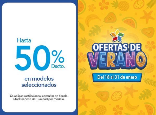 Hasta 50% Dscto.en modelos seleccionados. SKECHERS - Mall del Sur