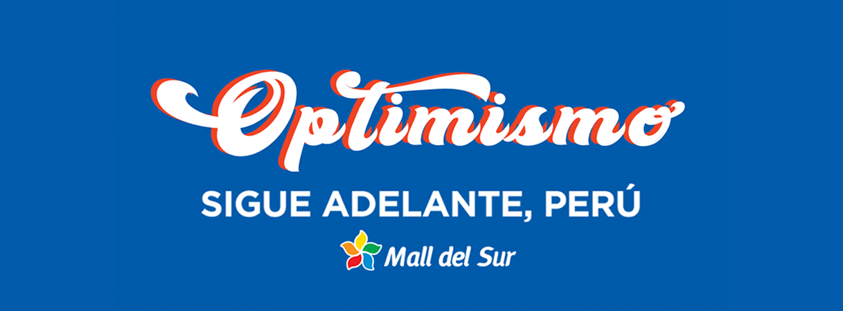 BANNER OPTIMISMO CUARENTENA  - Mall del Sur