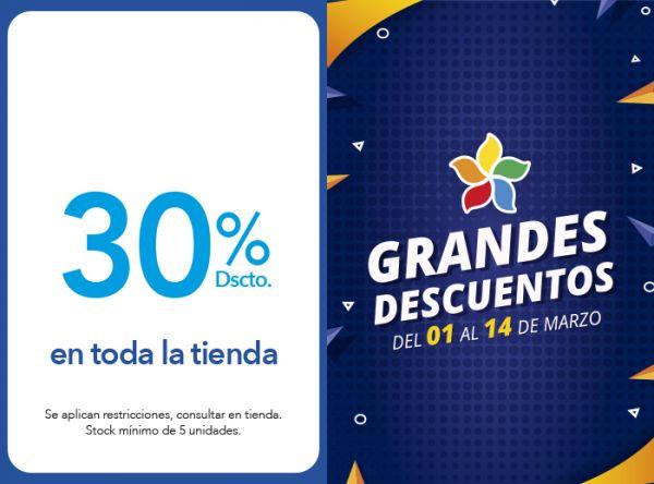 30%. DSCTO EN TODA LA TIENDA squeeze - Mall del Sur