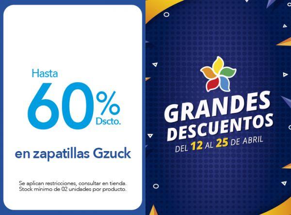 HASTA 60% DSCTO.EN ZAPATILLAS GZUCK GZuck - Mall del Sur