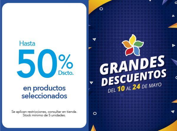 HASTA 50% DSCTO. EN PRODUCTOS SELECCIONADOS Porta - Mall del Sur