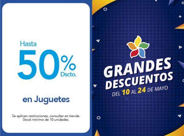 HASTA 50% DSCTO.EN JUGUETES Tai Loy - Mall del Sur