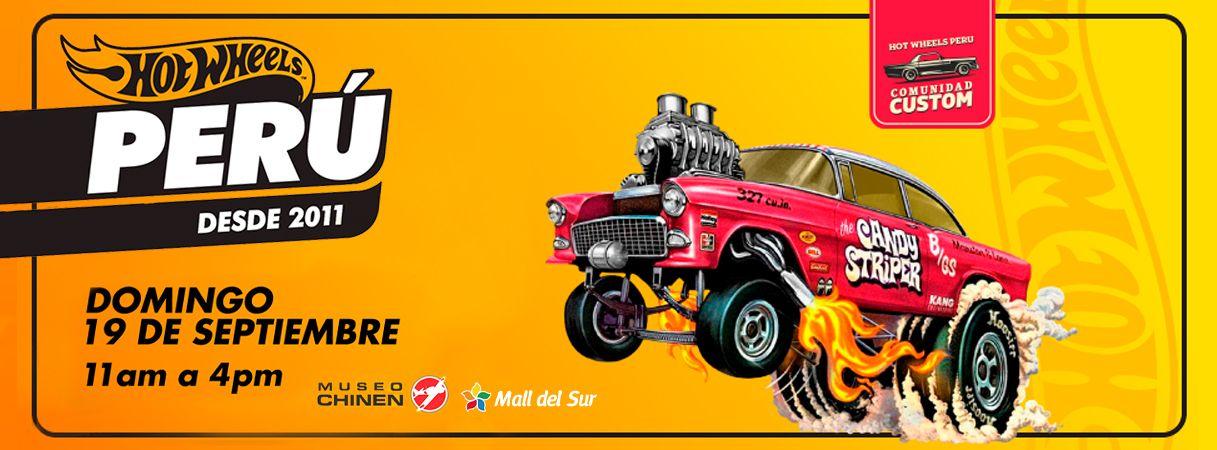 Exhibición Hot Wheels - Mall del Sur