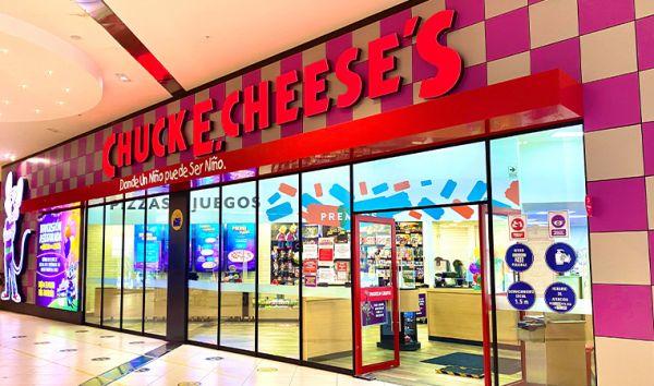 Chuck E. Cheese - Plaza Norte