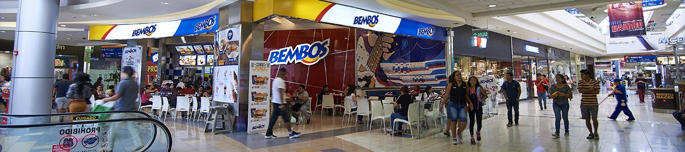 Tags - Mall del Sur