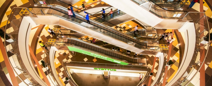 Nuestros valores - Mall del Sur