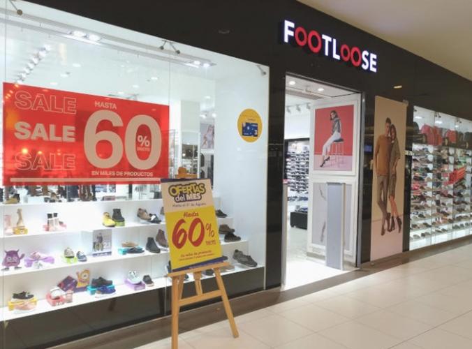FOOTLOOSE - Mall del Sur