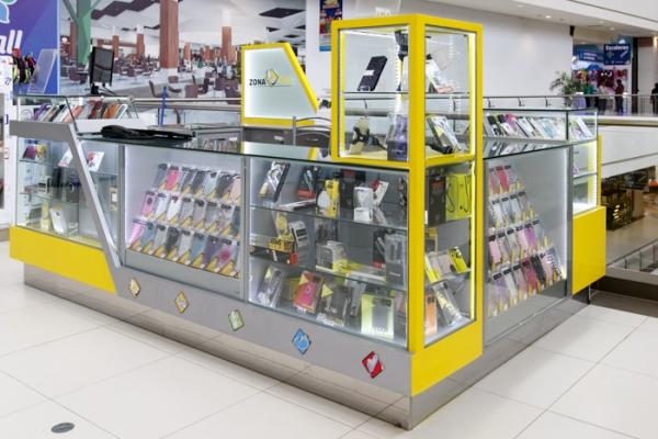 Zona Cel - Mall del Sur