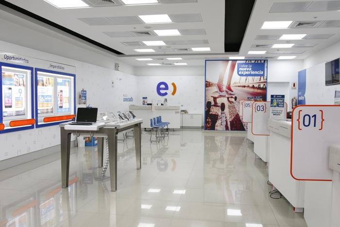 Entel - Mall del Sur
