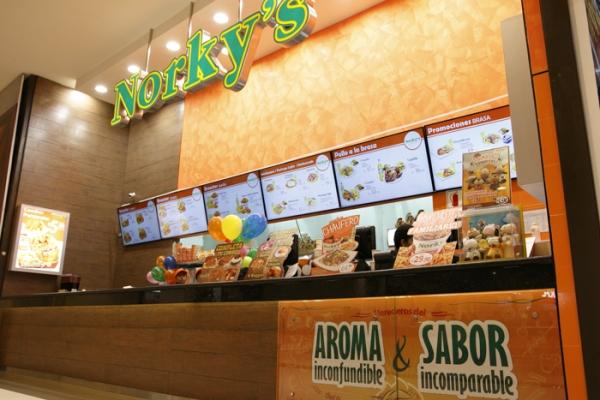 Norky's - Mall del Sur