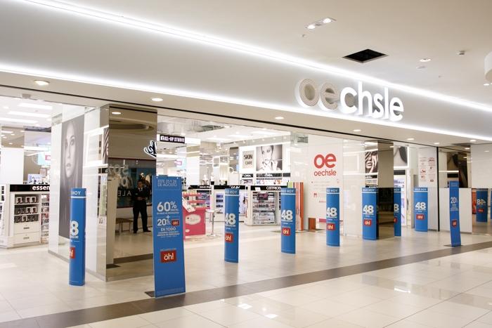 Oechsle - Mall del Sur