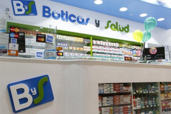 Boticas & Salud - Plaza Norte