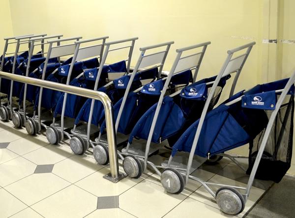 Coche para Bebés - Mall del Sur