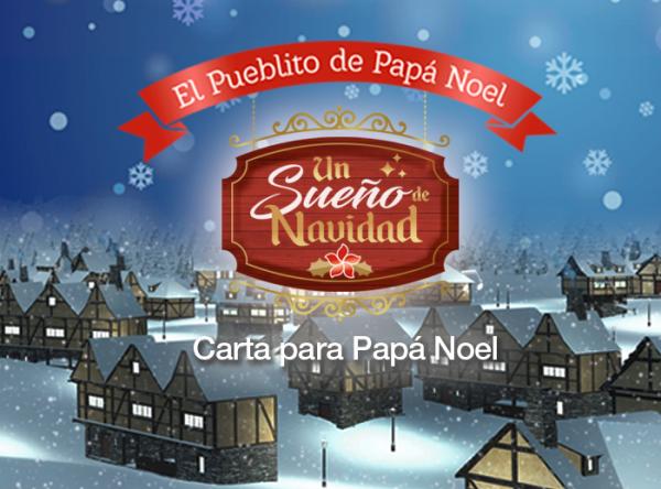 ¡Envíale una carta a Papá Noel y gana!  - Plaza Norte