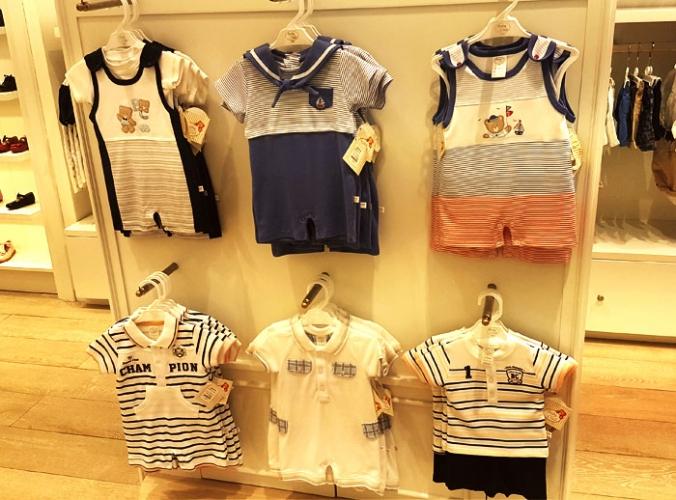 BABY CLUB CHIC - Mall del Sur