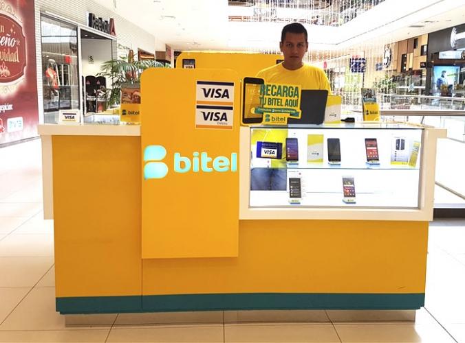 Bitel - Mall del Sur