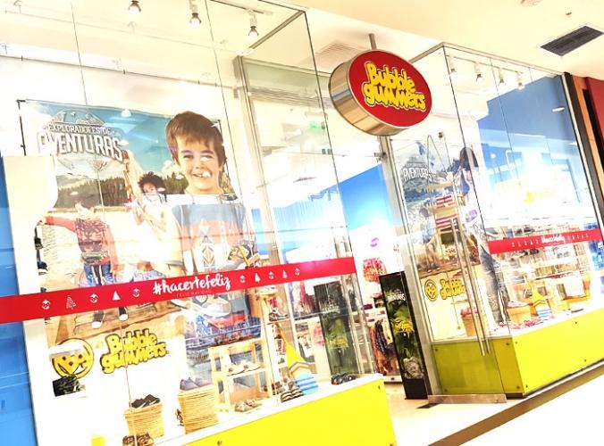 Bubble Gummers - Mall del Sur