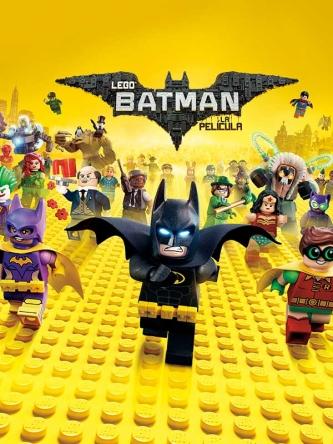 Lego Batman  - Plaza Norte