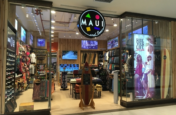 MAUI - Mall del Sur
