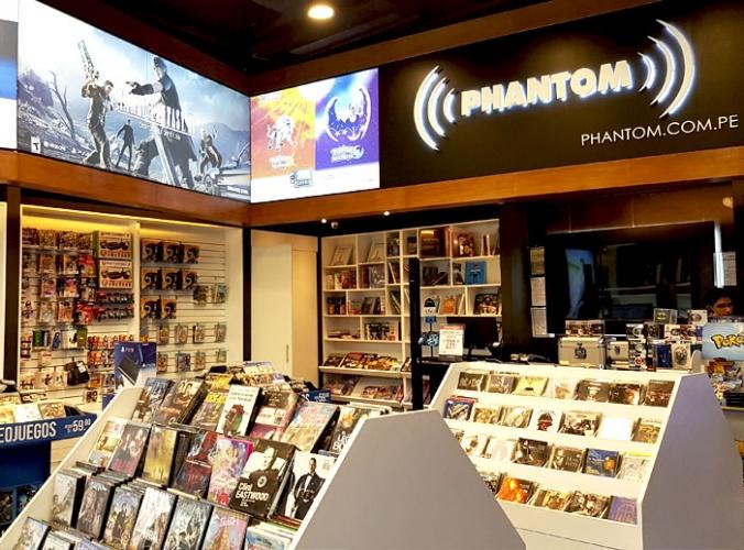Phantom - Mall del Sur