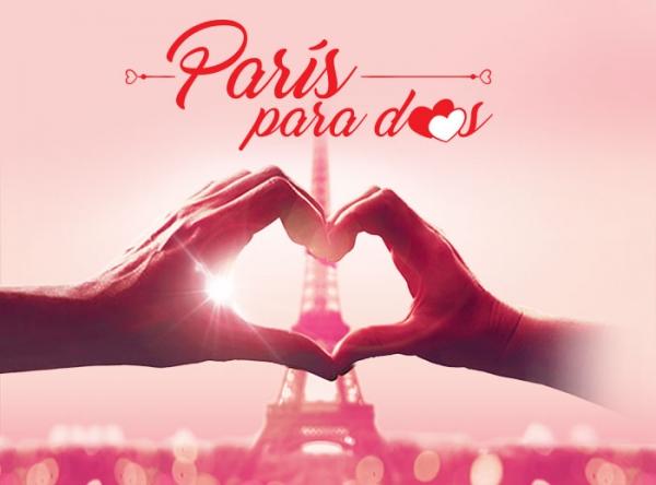¡Gana un viaje romántico a París! - Plaza Norte