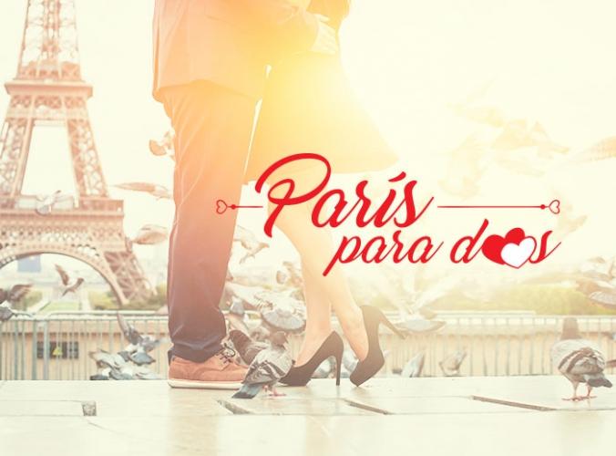 ¡Gana un viaje romántico a París! - Mall del Sur