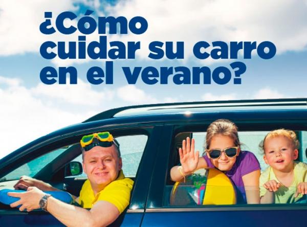 ¿Cómo cuidar su carro en el verano? - Plaza Norte